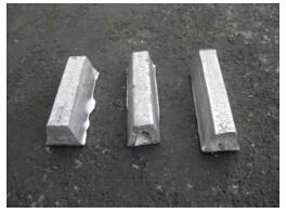 铝硅合金 AlSi20   AlSi35 适用于铝合金熔炼中硅元素的添加,加入温度低,成份控制准确。