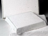 big size alumina ceramic foam filter