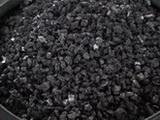 Titanium sponge granules